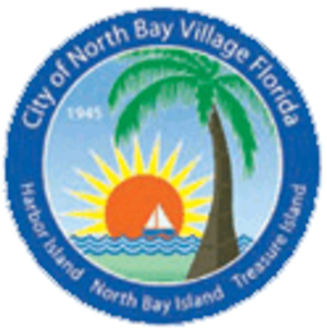North Bay Village, Florida - Image: Seal of North Bay Village, Florida