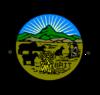 Oficiala sigelo de Tehama Distrikto, Kalifornio