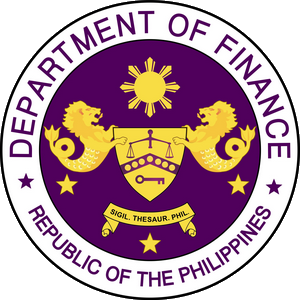 Cabinet of the Philippines - Image: Seal of the Department of Finance of the Philippines