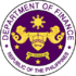 Seal of the Department of Finance of the Philippines.png