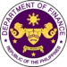 Sealof the Department of Finance of the Philippines.png