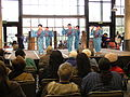 Seattle - Cherry Blossom Fest - dancers 03.jpg