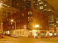 Seattle - Diller Hotel Bldg at night 01.jpg