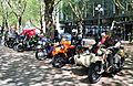 Seattle - VE Day 72nd anniversary celebrations - 10 - motorcycles.jpg