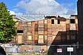 Seattle - rear of old apartments on Queen Anne Ave N, being renovated in 2018.jpg