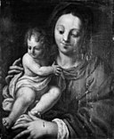 Sebastiano Serlio - Virgin and Child - KMS666 - Statens Museum for Kunst.jpg