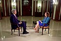 Secretary Kerry Sits With Univision's Sandra Peebles Before an Interview Focused on Regional Issues and President Obama's Visit to Cuba (25985226775).jpg