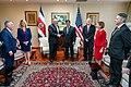 Secretary Pompeo Meets with Costa Rican President Alvarado and Foreign Minister Ventura (49430873037).jpg