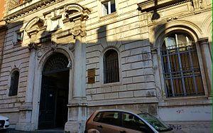 UNIDROIT - UNIDROIT headquarters in Rome