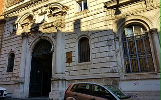 UNIDROIT - UNIDROIT headquarters in Rome