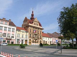 Sedlčany Town in Central Bohemian, Czech Republic