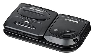 North American model 2 Sega CD and a model 2 Sega Genesis