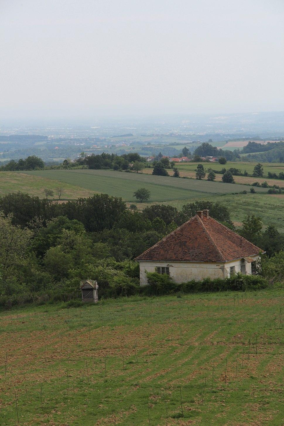 Selo Joševa - opština Valjevo - zapadna Srbija - Panorama 14