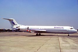 Sempati Air Fokker 100; PK-JGB, September 1994 (5702288757).jpg