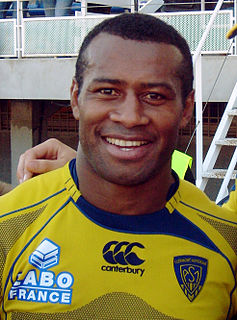Seremaia Bai Fijian rugby union player