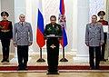 Sergey Shoigu, Andrey Kartapolov, Anatoly Sidorov (2015-11-23) 01.jpg