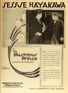 Sessue Hayakawa La Glora Princo-Filmo-Gazeto 1919.png
