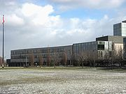 Seymour Schulich Building at York's Keele Campus