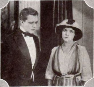 John W. Noble - Niles Welch and Zena Keefe in Shame (1917)