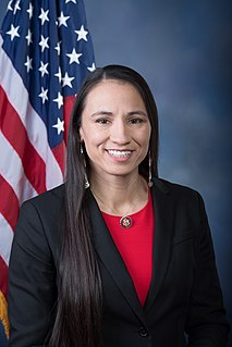 Sharice Davids U.S. Representative from Kansas