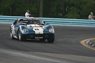 Shelby Daytona - HSR Historics 2009