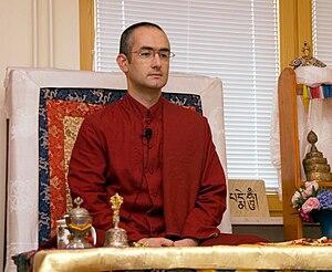Shenphen Rinpoche - Image: Shenpen Rinpoche 2007