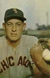 Sherm Lollar American baseball player and coach