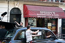 Speedy S Sandwich Bar Cafe London Nw Nj Royaume Uni