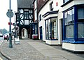 Shop fronts in Eccleshall - geograph.org.uk - 799358.jpg