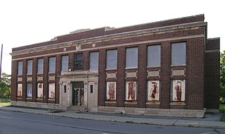 Frederic M. Sibley Lumber Company Office Building United States historic place