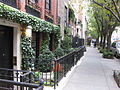 Sidewalk in Upper East Side (NYC).JPG