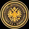 Siegelmarke K. K. Generaldirection der Oesterreichischen Staatsbahnen (Eisenbahn) W0213038.jpg