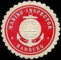 Siegelmarke Marine - Inspector - Hamburg W0246677.jpg