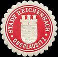 Siegelmarke Stadt Reichenbach-Oberlausitz W0313648.jpg