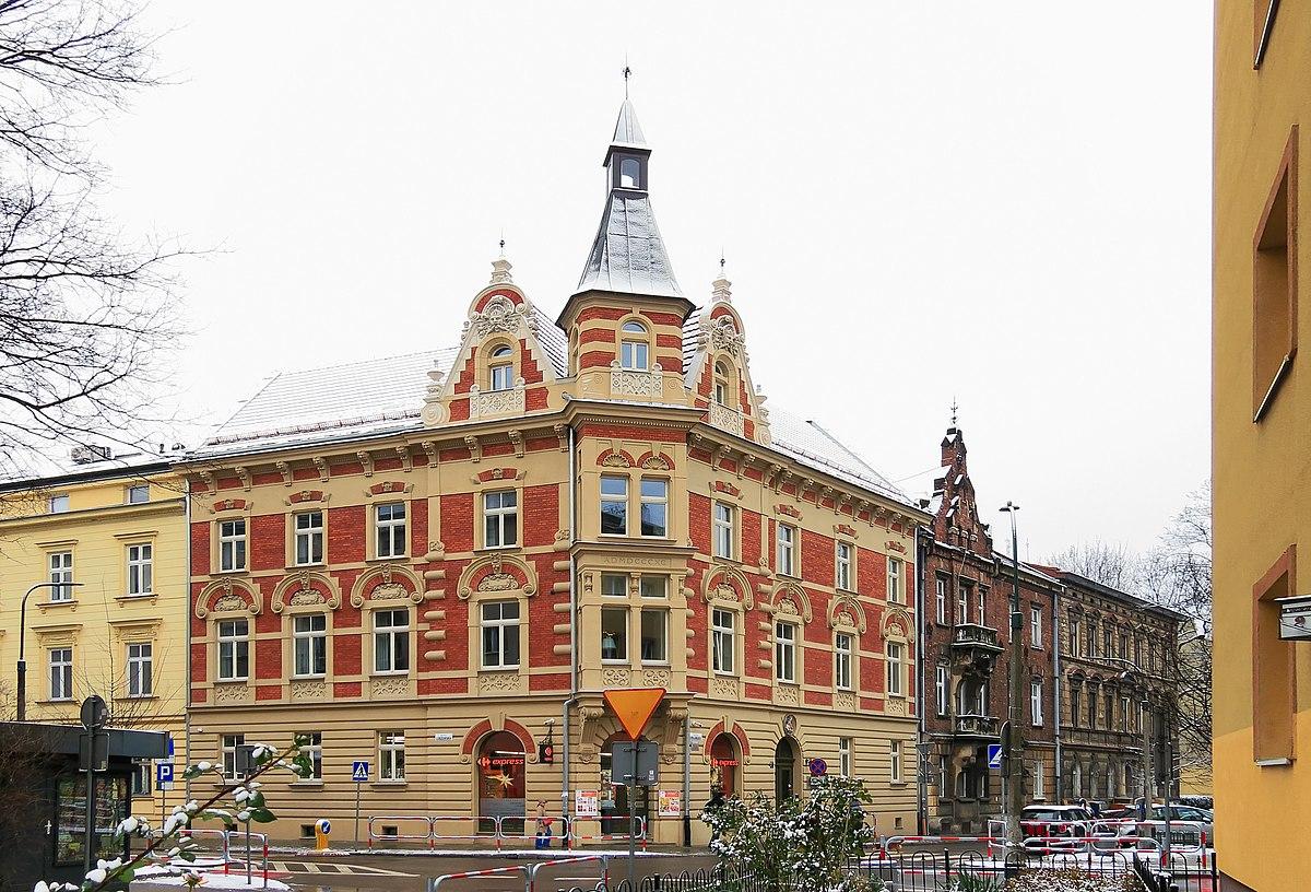 Kamienica Turnauow W Krakowie Wikipedia Wolna Encyklopedia