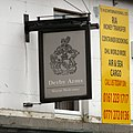 Sign for Derby Arms, Tameside.jpg