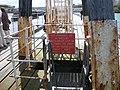 Sign for fishermen - women, Whitby - geograph.org.uk - 1426557.jpg