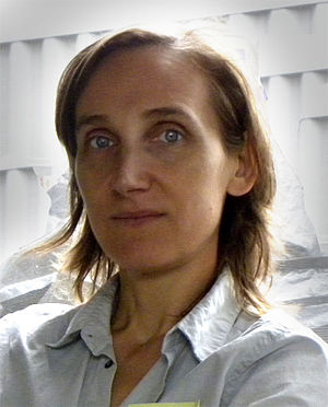 Signe Baumane - Image of Signe Baumane from 2009