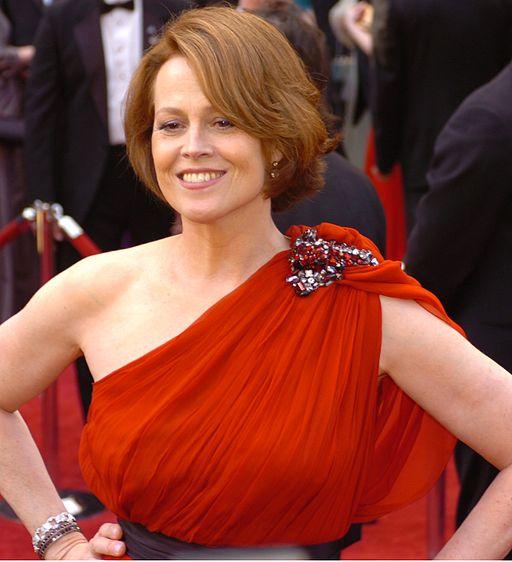 Sigourney Weaver @ 2010 Academy Awards (cropped)
