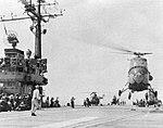 Sikorsky HRS of HMR-262 aboard USS Siboney (CVE-116), circa in 1956.jpg