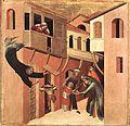 Simone Martini - Blessed Agostino Novello Altarpiece (detail) - WGA21425.jpg
