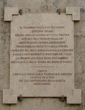 Erminio Sipari
