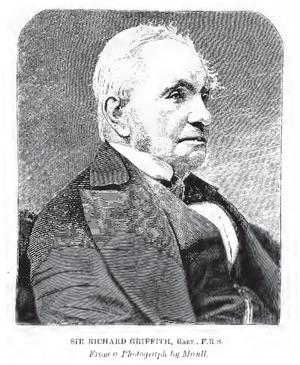Sir Richard Griffith, 1st Baronet - Sir Richard Griffith, 1st Baronet