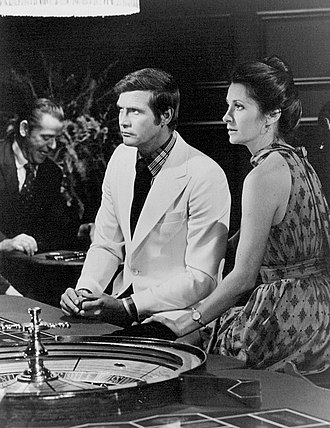 The Six Million Dollar Man - Majors and Elizabeth Ashley