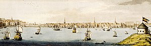 1726 in Sweden - Skeppsbron 1725