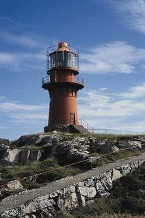 Sklinna Lighthouse lighthouse in Norway