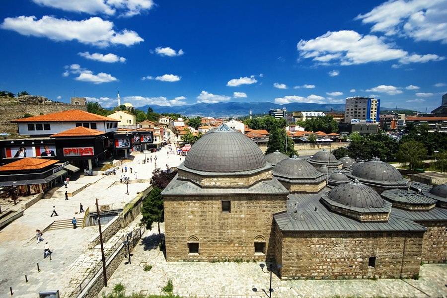 Skopje-Daut Pashin Hamam