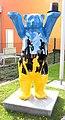 Skulptur Westfälische Str 87 (Wilmd) Buddy Bär Schornsteinfeger Innung.jpg