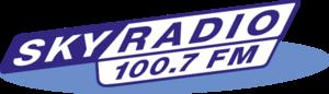 Sky Radio - Image: Sky Radio 100.7 FM old