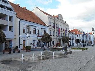 Trnava - Town Hall